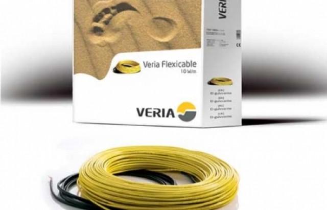 Veria Flexicable 20 - 50 м (970 Вт) нагрівальний кабель двожильний екранований
