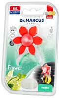 Освежитель воздуха автомобильный на вентиляционную решетку Dr. Marcus Flower Mojito 8 мл