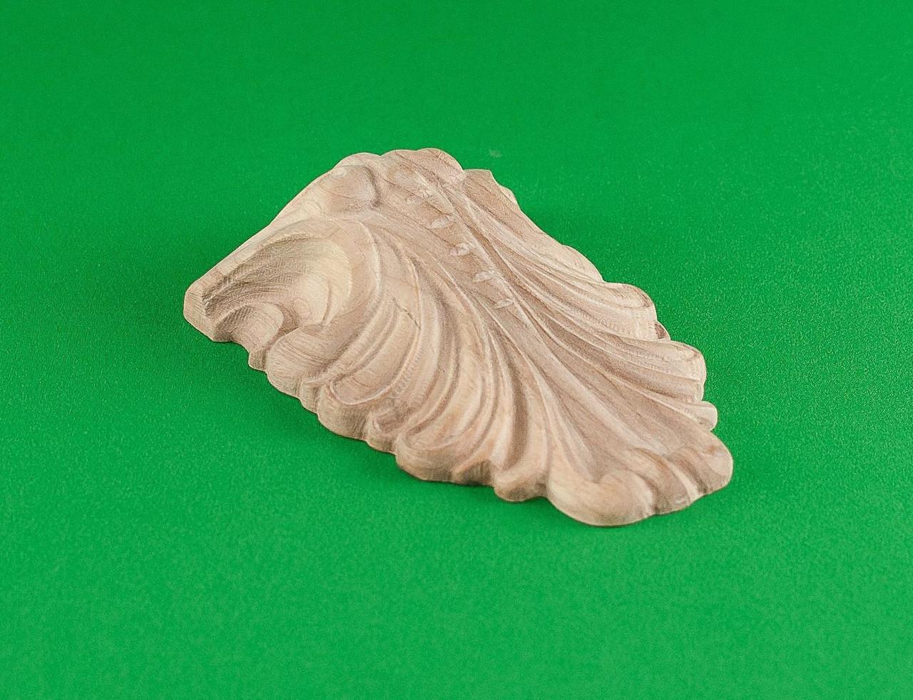 Код КР3. Резной деревянный декор для мебели. Кронштейны