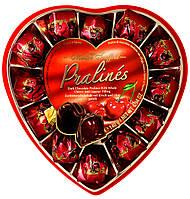 Конфеты в коробке сердце Maitre Truffles (Австрия) 140g