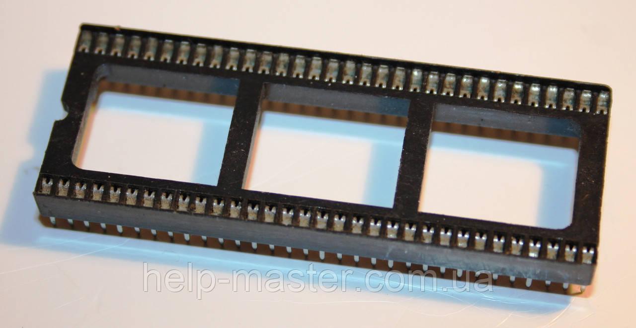 Панельки для мікросхем PIN 64 крок 1,77 мм