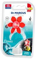 Освежитель воздуха автомобильный на вентиляционную решетку Dr. Marcus Flower Ocean Breeze 8 мл