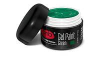 UV/LED Gel Paint 09 Green PNB, 5 ml