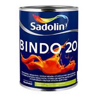 Вологостійка фарба для стін SADOLIN BINDO 20 2.5л