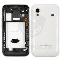Корпус для мобильных телефонов Samsung S5830 Galaxy Ace, S5830i Galaxy Ace, high-copy, белый