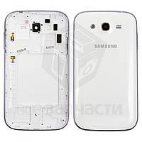 Корпус для мобильного телефона Samsung I9082 Galaxy Grand Duos, белый