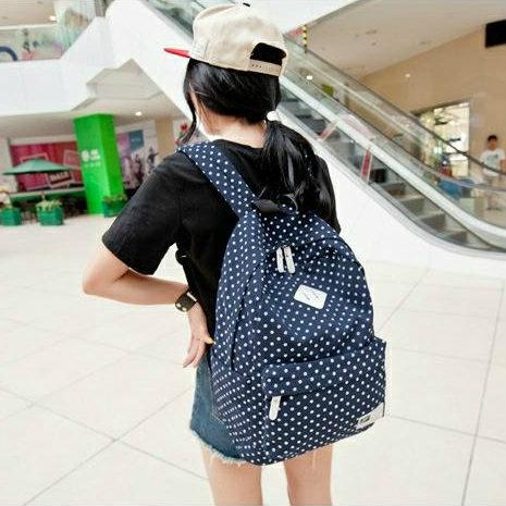 Рюкзак в горох рюкзаки мандука для новорожденных отзывы