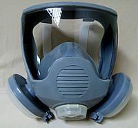 Маска лицевая обзорная с пылевыми фильтрами