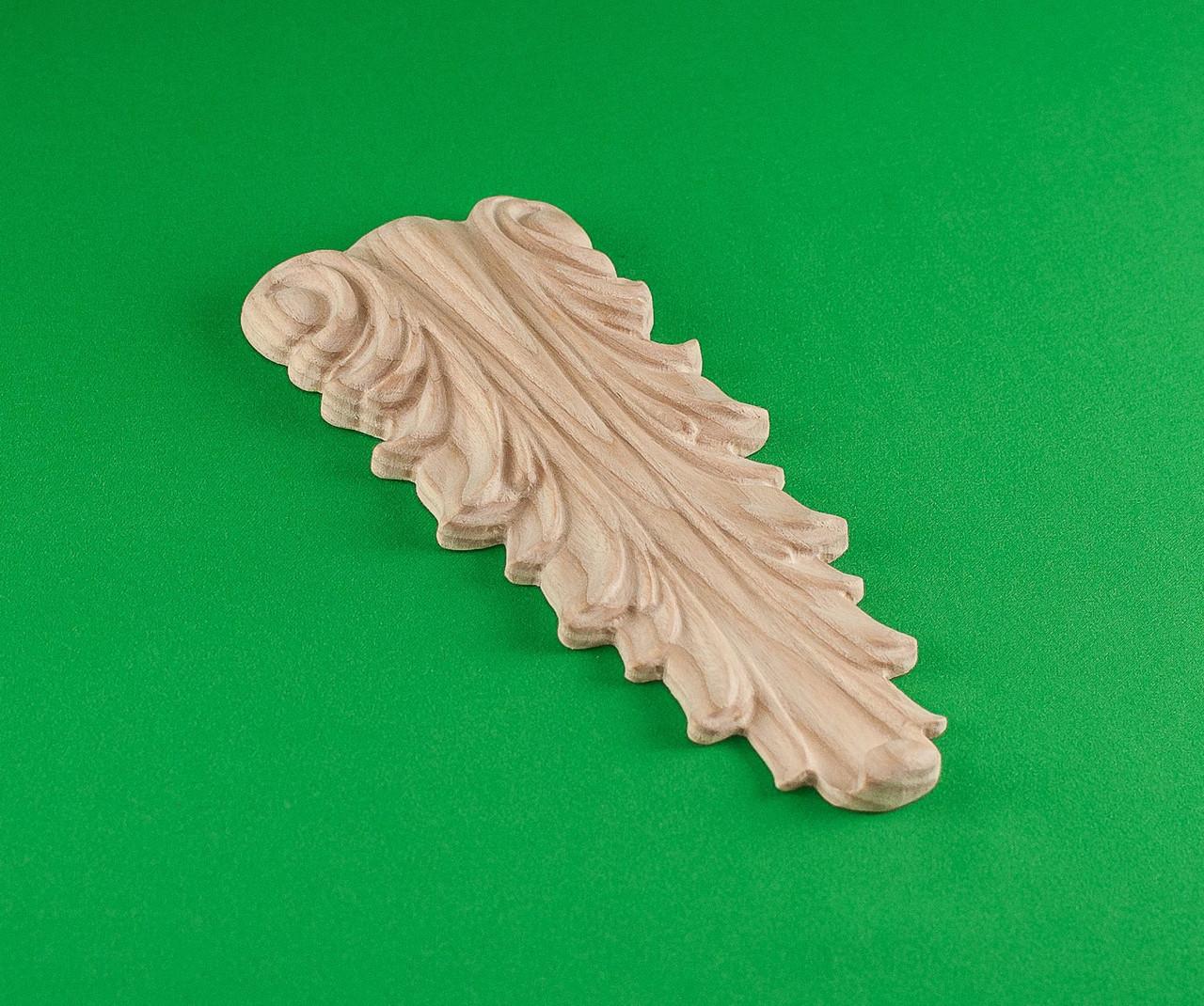 Код КР8. Резной деревянный декор для мебели. Кронштейны