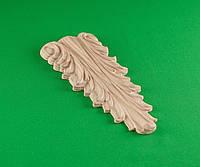 Код КР8. Резной деревянный декор для мебели. Кронштейны, фото 1