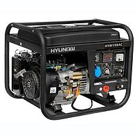 Сварочный генератор HYUNDAI HYW 190AC (2.8 кВт, 15л.с., бензин, стартер) БЕСПЛАТНАЯ ДОСТАВКА!