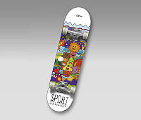 Скейтборд  MUFFIN new