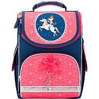 Школьный каркасный рюкзак kite 501 secret wish k17-501s-3