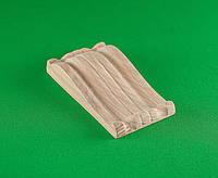 Код КР10. Резной деревянный декор для мебели. Кронштейны, фото 1