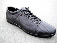 Мужские кожаные туфли большие размеры 46-49 р-р, фото 1