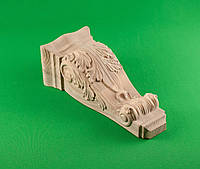 Код КР12. Резной деревянный декор для мебели. Кронштейны
