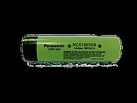 Литий-ионный (Li-ion) аккумулятор NCR 18650 B 3400mAh