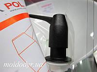 Дозатор моющего средства K-Kpol черный металлик