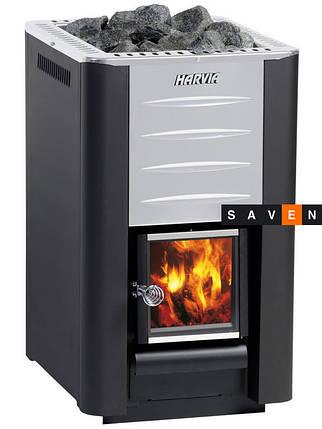 Дровяная печь для сауны (каменка) Harvia 20 Pro, фото 2