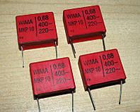 Пленочные конденсаторы WIMA