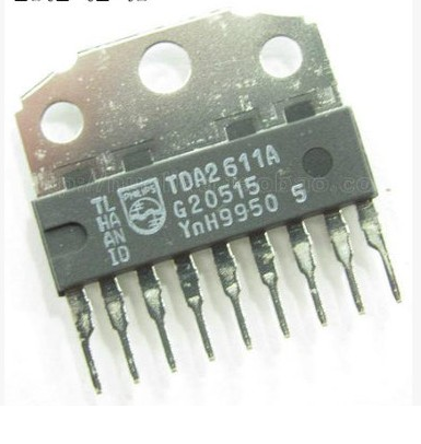 Микросхема  TDA2611A, фото 2