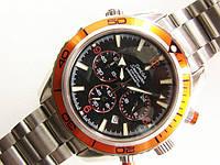 Часы OMEGA Seamaster(Planet Ocean).хронограф.Класс ААА