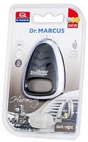 Освежитель воздуха автомобильный на вентиляционную решетку Dr. Marcus Harmony Dark Night 8 мл