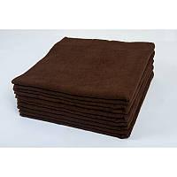 Полотенце Lotus Отель коричневое