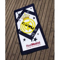 Полотенце Lotus пляжное Real Madrid 75х150см велюр
