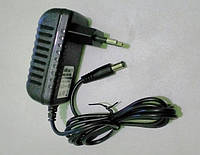 Блок питания 12В 1А для видеонаблюдения