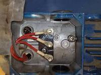 Підключення трифазного електричного двигуна