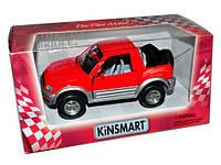 KINSMART Toyota Rav4 Сabriolet 1:32, метал, инерц. /96-4/