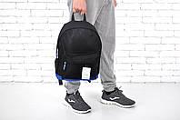 Городской рюкзак спортивный, для ноутбука, черный