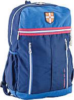 554037 Рюкзак підлітковий CA са095, синий, 28*45*11