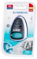 Освежитель воздуха автомобильный на вентиляционную решетку Dr. Marcus Harmony Ocean Breeze 8 мл