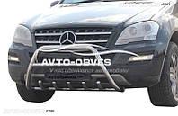 Кенгурятник для Mercedes-Benz ML class W164