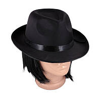 Гангстерская шляпа, текстиль