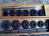 Набор твердосплавных зенковок для а/м КАМАЗ (ВК8)