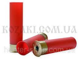 Гильза пластмассовая 16 к под капсуль жевело(в уп. 100 шт)