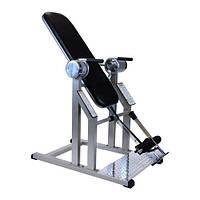 Профессиональный инверсионный стол с мотором Hang Ups Power VI-GL