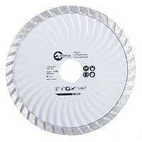 Диск отрезной Turbo, алмазный 125мм, 16-18% (СТ-2002)