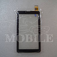 Сенсор Elenberg TAB725/TAB730/Apache M77-3G/Oysters T72 3G/T7V 3G/Izooma G37/Irbis Pad TG71 black