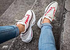 Женские кроссовки Nike Air Max 95 Ember Glow Sail 307960 102, Найк Аир Макс 95, фото 3