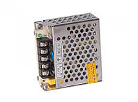 Блок питания импульсный в металлическом перфорированном корпусе 15W 12VDC IP20