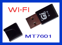 Wi-Fi адаптер Gi MICRO на чипе MT7601