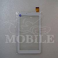 Сенсор Supra M722G/M72KG/M625G/Texet NaviPad/tm-7049/tm-7059/X-Digital Tab 711 white
