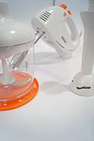 Ручной миксер 4 в 1 Schtaiger SHG-909, фото 1