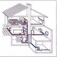 Проектирование отопления, вентиляции и кондиционирования
