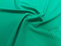 Креп костюмный (бирюза) (арт. 06464) в отрезах