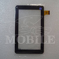 Сенсор Nomi A07004 Astra/A07000/A07003/Jeka 707/JK-700/GoClever TAB R70 black